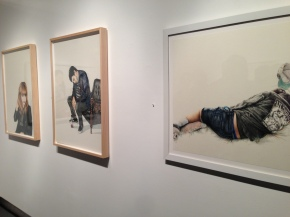 When You Sleep: A Survey of Shizu Saldamando at the Vincent Price Art Museum